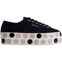 Scarpe Donna Sneakers basse Superga S31163W Nero