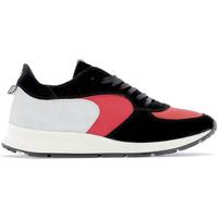 Scarpe Uomo Sneakers basse Philippe Model ATRMPN-27906 Rosso