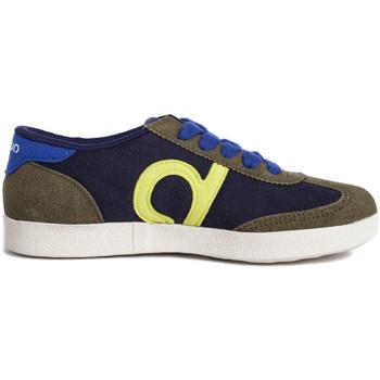Scarpe Donna Sneakers basse Duuo Nice 038 Verde