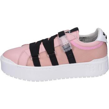 Scarpe Donna Sneakers basse Rucoline BH365 Rosa