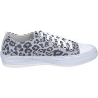 Scarpe Donna Sneakers Rucoline BH371 Grigio
