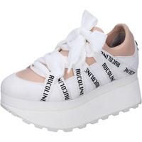 Scarpe Donna Sneakers basse Rucoline BH373 Rosa