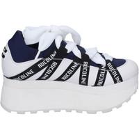 Scarpe Donna Sneakers basse Rucoline BH374 Blu