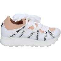 Scarpe Donna Sneakers basse Rucoline BH375 Rosa