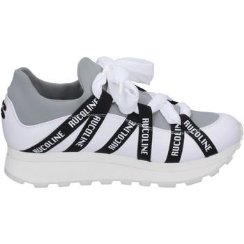 Scarpe Donna Sneakers basse Rucoline BH376 Grigio
