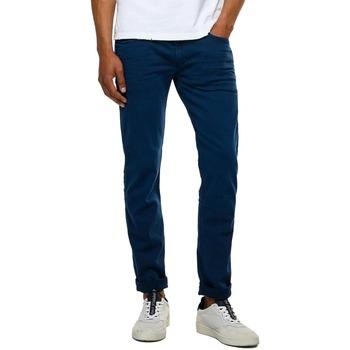 Abbigliamento Uomo Jeans slim Replay M914Y8005355 blu