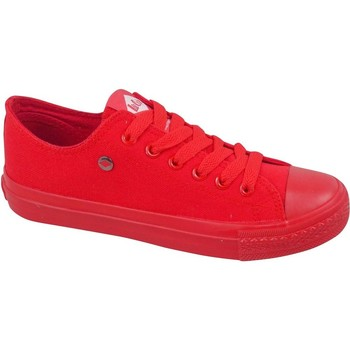 Scarpe Donna Sneakers basse Lee Cooper LCWL2031046 Rosso