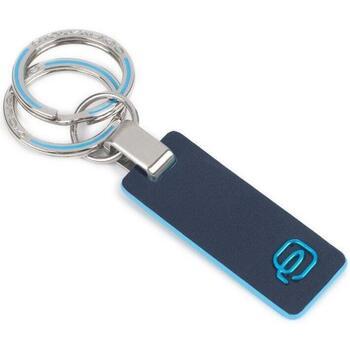 Accessori Uomo Portachiavi Piquadro PC3755B2/BLU2 Blu