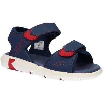 Scarpe Unisex bambino Sandali Kickers 858671-30 JUMANGAP Azul