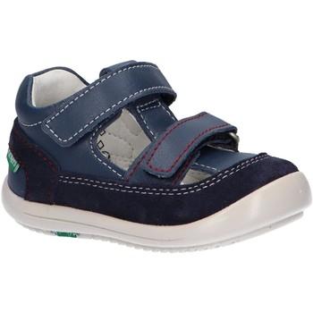 Scarpe Unisex bambino Sandali Kickers 692391-10 KID Azul