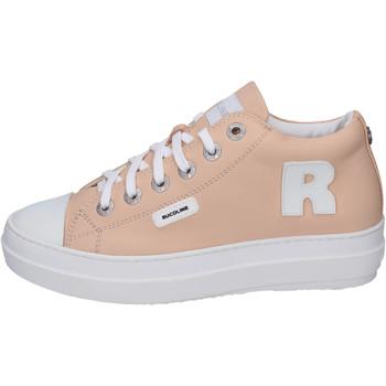 Scarpe Donna Sneakers basse Rucoline BH380 Rosa