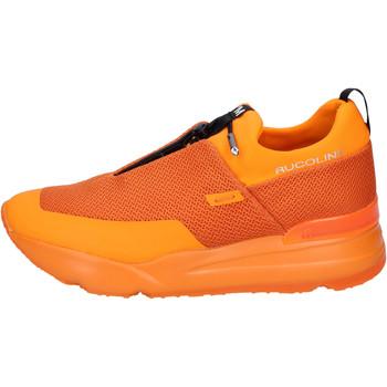 Scarpe Uomo Slip on Rucoline BH382 Arancione
