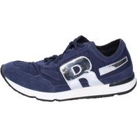 Scarpe Uomo Sneakers basse Rucoline BH396 Blu