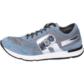 Scarpe Uomo Sneakers basse Rucoline BH397 Blu