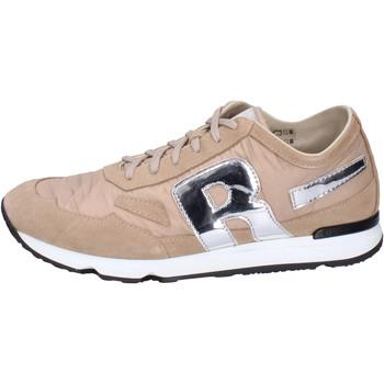 Scarpe Uomo Sneakers basse Rucoline BH398 Beige