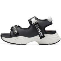 Scarpe Donna Sandali sport Ed Hardy - Aqua sandal iridescent charcoal Grigio