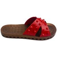 Scarpe Donna Ciabatte Sensi 4400/P 259ROSSO Rosso