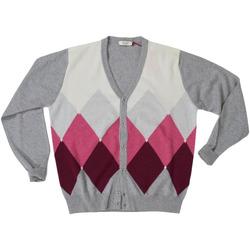 Abbigliamento Uomo Gilet / Cardigan Ferrante ATRMPN-27964 Grigio
