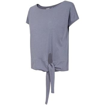 Abbigliamento Donna T-shirt maniche corte 4F H4L21 TSD023 Viola