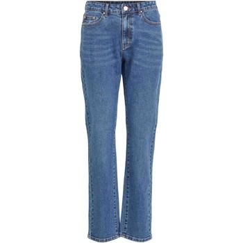 Abbigliamento Donna Jeans slim Vila  Azul