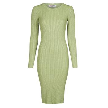 Abbigliamento Donna Abiti lunghi Yurban PAUWEL Verde