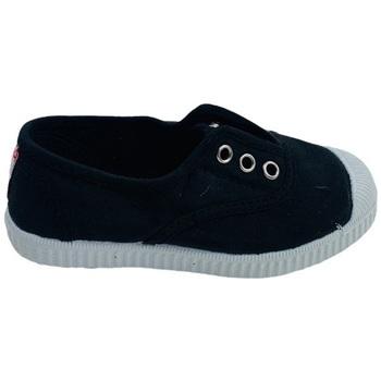 Scarpe Sneakers basse Cienta 70997  01 Nero