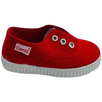 Scarpe Uomo Sneakers basse Cienta 55000  02 Rosso