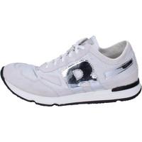 Scarpe Uomo Sneakers basse Rucoline BH399 Bianco