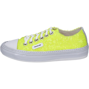 Scarpe Donna Sneakers basse Rucoline BH401 Giallo