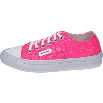 Scarpe Donna Sneakers basse Rucoline BH402 Rosa