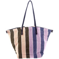 Borse Donna Tote bag / Borsa shopping Epice Borsa Sac avec Pochette Amovible Donna Viola Viola
