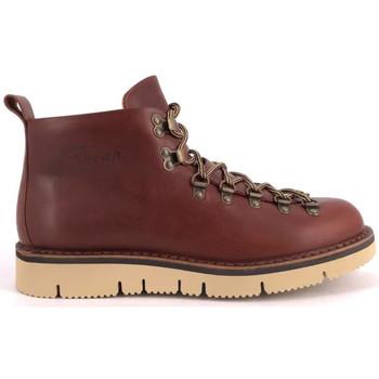 Scarpe Uomo Stivaletti Fracap Scarpe Boots Uomo Marrone