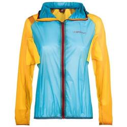 Abbigliamento Donna Giacche sportive La Sportiva Giacca Briza Windbreaker Donna Blu
