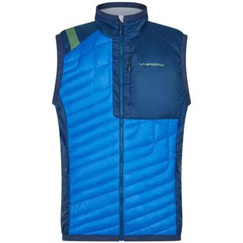 Abbigliamento Uomo Gilet / Cardigan La Sportiva Gilet Inversion Primaloft Uomo Blu Blu