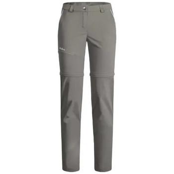 Abbigliamento Donna Pantaloni da tuta Montura Pantaloni Moving Zip Off Donna Grigi Grigio