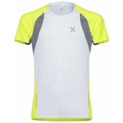 Abbigliamento Uomo T-shirt maniche corte Montura T-shirt Spirit Uomo Bianca Bianco