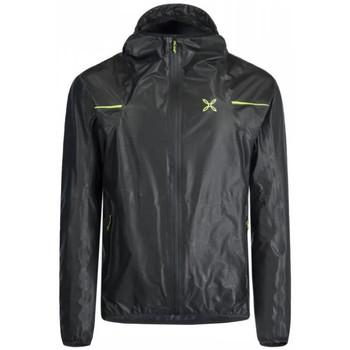Abbigliamento Uomo giacca a vento Montura Giacca Flyaway Uomo Nera Nero