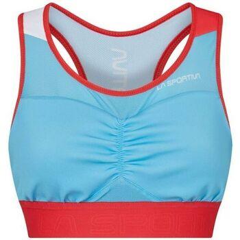 Abbigliamento Donna Reggiseno sportivo La Sportiva Top Captive Donna Blu