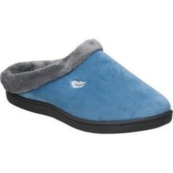 Scarpe Donna Pantofole Calz. Roal Z. DE CASA  R12230 SEÑORA JEANS Bleu