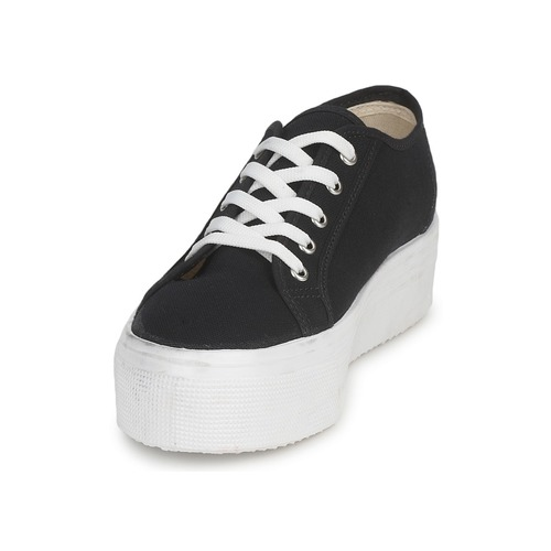 Donna Supertela Yurban Nero Sneakers Basse 8wvNmn0