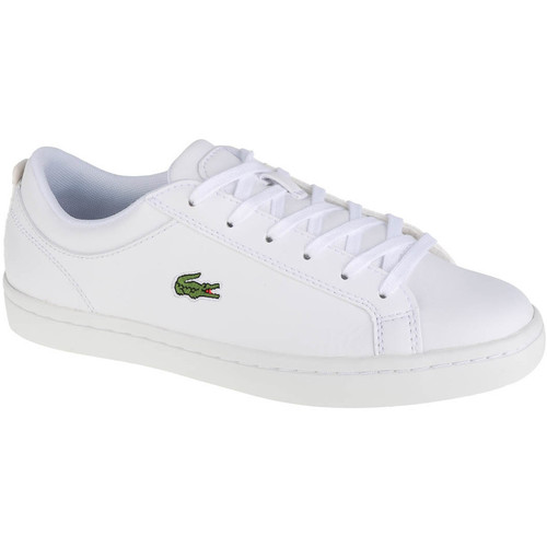 Scarpe Donna Sneakers basse Lacoste Straightset BL1 Blanc