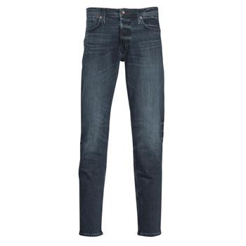 Abbigliamento Uomo Jeans slim Jack & Jones JJIMIKE Nero