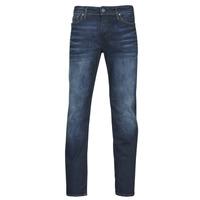 Abbigliamento Uomo Jeans slim Jack & Jones JJICLARK Blu / Medium