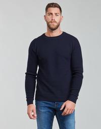 Abbigliamento Uomo Maglioni Jack & Jones JPRBLADUSTIN Marine