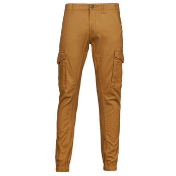 Abbigliamento Uomo Pantalone Cargo Jack & Jones JJIPAUL Camel