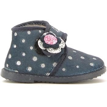 Scarpe Unisex bambino Pantofole Lulu LI220001S Blu