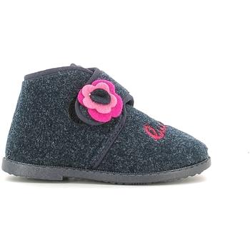 Scarpe Unisex bambino Pantofole Lulu LI230001S Nero