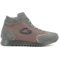Scarpe Bambina Sneakers alte Alberto Guardiani GK22340G Grigio