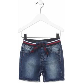 Abbigliamento Unisex bambino Shorts / Bermuda Losan 815-6007AC Blu