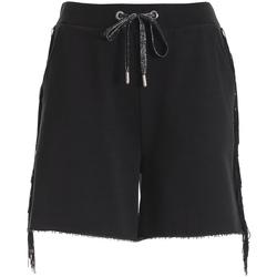 Abbigliamento Donna Shorts / Bermuda Fracomina FT21SP1002F400N5 Nero